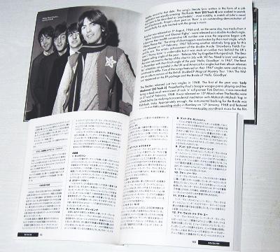 ブックレット/ザ・ビートルズ・モノ・ボックス